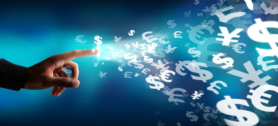 صرافی وندا نرخ برابری ارز
