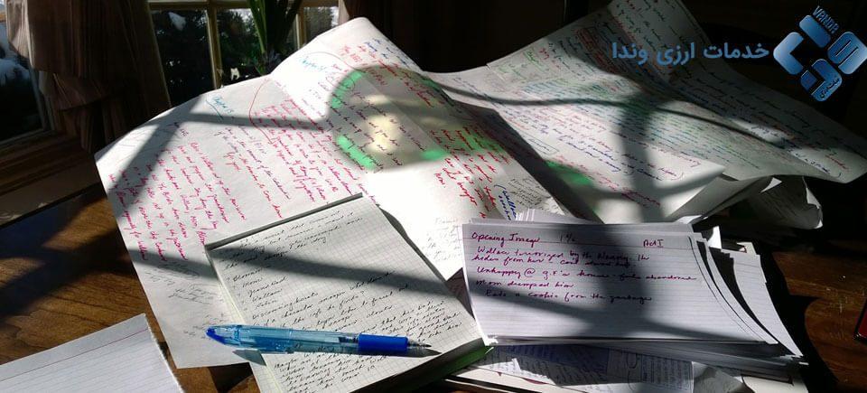 چگونه یک مقاله isi بنویسیم