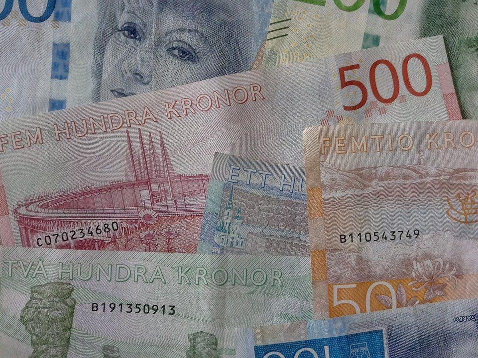 انتقال پول به سوئد