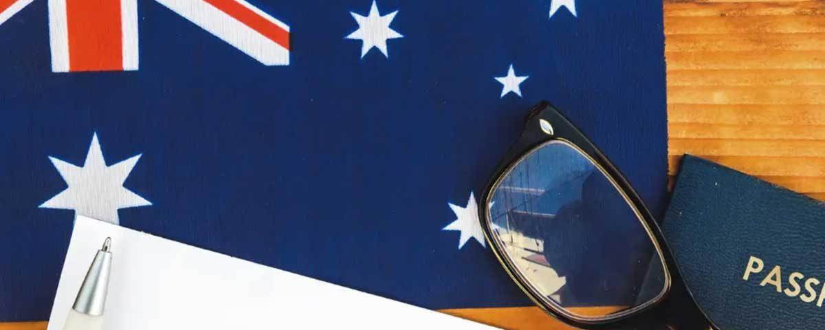 مراحل دریافت ویزای استرالیا