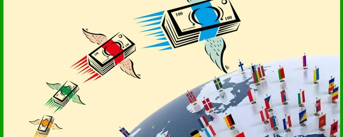 حواله ارزی به اروپا